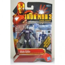 iron man artic armor