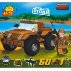 cobi military vehicle storm jeep 02