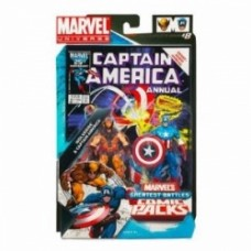 Marvel Universe Wolverine Captain America Comic Pack