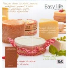 easy life - set 4 piatti formaggio
