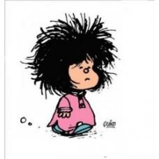 Mafalda cuscino 35x35 circa