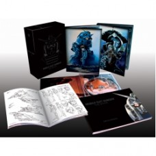 DVD MOBILE SUIT GUNDAM I, II, III (Limited Edition BOX)