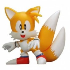 Sonic Collectible Figures Series 1 Tails PVC Vinyl Figure with Base