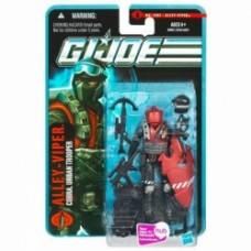 G.I. JOE ALLEY-VIPER COBRA Urban Trooper (1007)