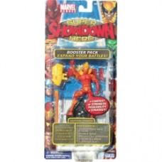 Marvel superhero showdown Human Torch