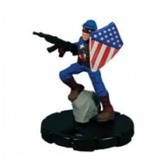 Captain America Ultimate #01 Avengers Marvel HeroClix