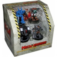 MechWarrior Champions Vol 1 Action Pack