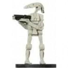Battle Droid #29 Clone Strike Star Wars Miniatures
