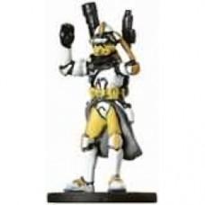 Clone Trooper Commander #10 Revenge of the Sith Star Wars Miniatures