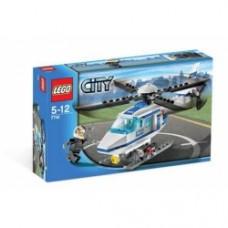 lego city elicottero polizia
