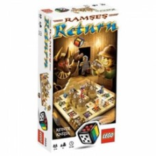 Lego Games Ramses 3855