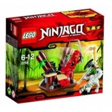 LEGO NINJAGO L'AGGUATO NINJA 2258