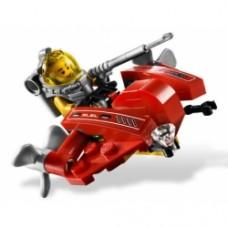 Lego atlantis la moto sottomarina
