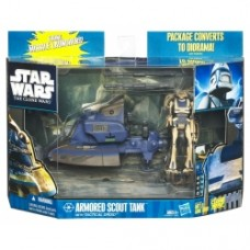 Star Wars Armored Scout Tank