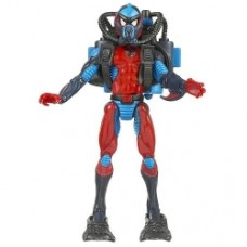 "MARVEL SPIDER-MAN  snap on scuba gear 6"" ACTION FIGURE"