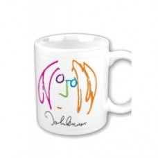 autoritratto mug John Lennon