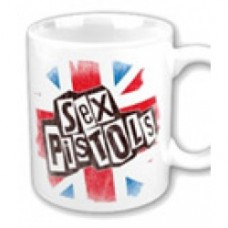 Sex Pistols Mug Flag
