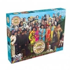 Beatles Sgt Pepper Jigsaw Puzzle