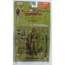 "Scale Ultimate Soldier World War II Imperial Japanese Marine ""Sgt. Akamatsu"""