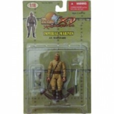 Scale Ultimate Soldier World War II Imperial Japanese Marines: Lt Watanabe