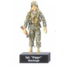 "Scale Ultimate Soldier World War II U.S. Marine Corps sgt. ""digger"" machugh"