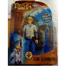 HUNTIK SECRETS OF SEEKERS LOK LAMBERT ACTION FIGURE