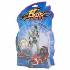 Yu-Gi-Oh 5D's Playmates Figures - SPEED WARRIOR (Hyper Sonic Slash)