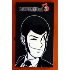 Block notes Lupin 3rd