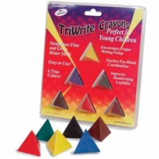 Triwrite crayons