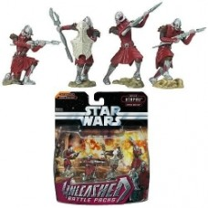 Hasbro Unleashead Battle of Utapau Utapaun Warriors