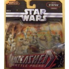 UNLEASHED BATTLE PACKS UTAPAU COMMANDERS