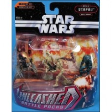 Unleashed Multi-Figure Battle Packs Battle of Utapau - Battle Droids
