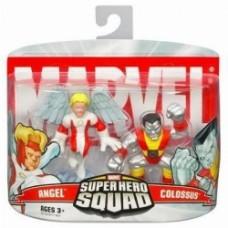 Marvel Super Hero Squad X-Men Angel & Colossus