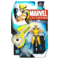Marvel Universe Series First Appearance Wolverine  (008)