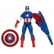 Captain America -  heavy artillery  - 02