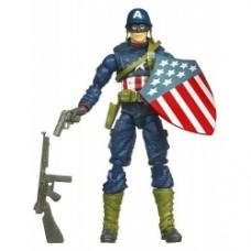 Captain America -  battlefield  - 03