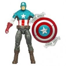 Captain America -  ultimates  - 01