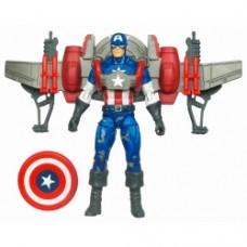 Captain America -  air assault glider  - 03