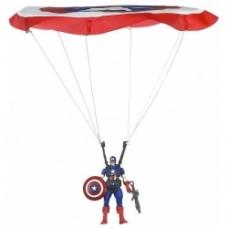 Captain America -  paratrooper dive  - 02