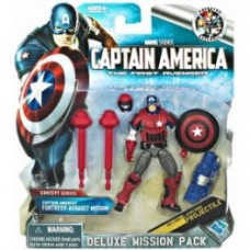 Captain America -  Fortress assault mission  - 03