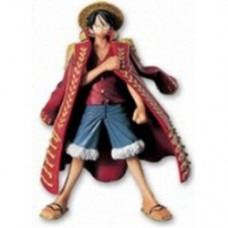 Banpresto One Piece Going Merry 2 Monkey D Luffy figure