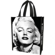 Marilyn Monroe Small Resuable Shopping Tote