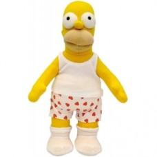 Simpsons Plush Figure Boxer Shorts Homer 37 cm