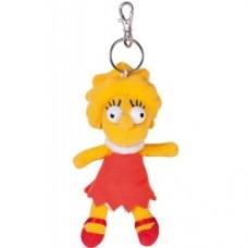 Simpsons Plush Key-Chain Lisa 12 cm