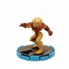 Sabretooth #005 Marvel Heroclix Universe