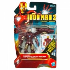 Iron Man - Hypervelocity Armor (05)