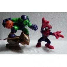 Green Goblin & Spider-Man