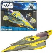 Anakin's Delta 2 Jedi Starfighter