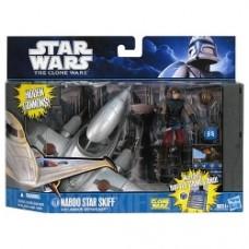 Naboo Star Skiff with Anakin Skywalker