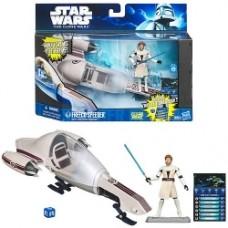 Freeco Bike Vehicle and Obi-Wan Kenobi